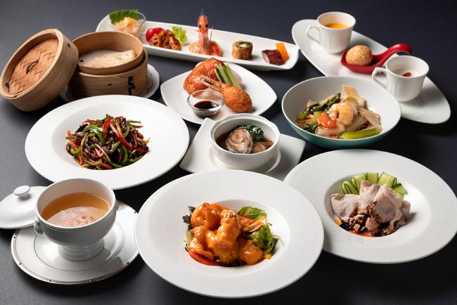 中国料理 望海楼ホリデーシーズンディナー