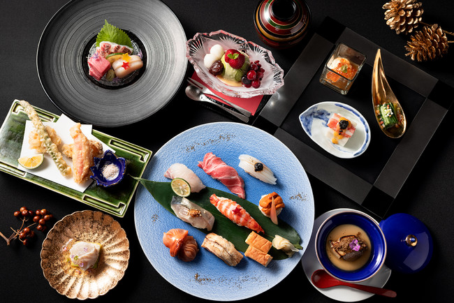 寿司割烹 ともづなホリデーシーズンディナー