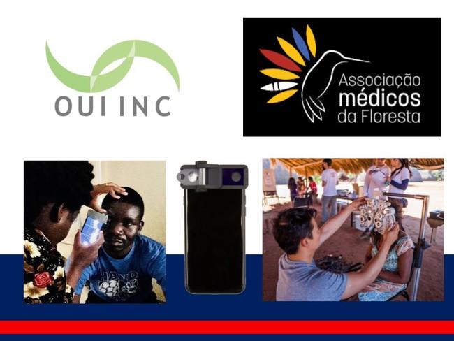 ブラジル日系人が運営する医療NGOであるAMDAFと連携
