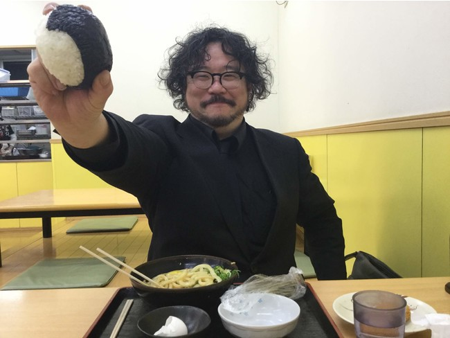 村瀬秀信さん