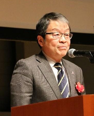 国立研究開発法人医薬基盤・健康・栄養研究所 理事長 米田悦啓氏