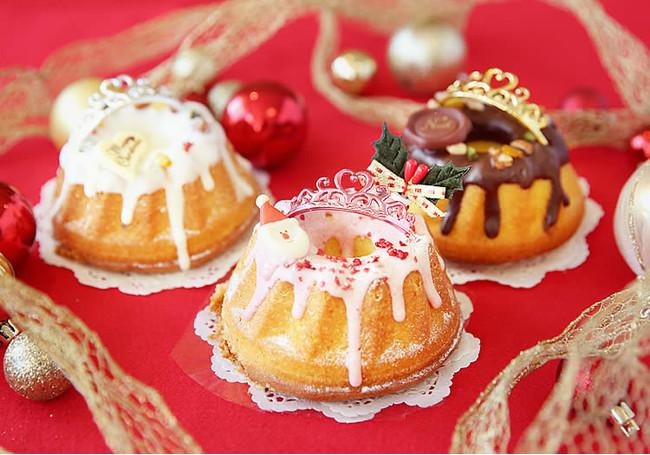 一人用クリスマスケーキ