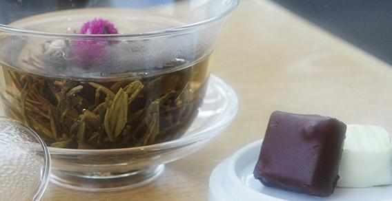花茶&ウェルカムショコラ