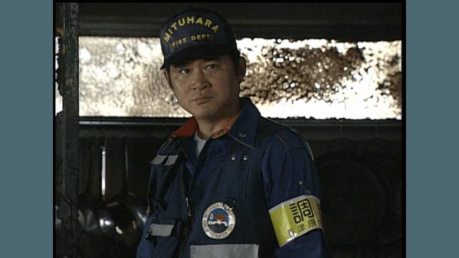 「火災調査官・紅蓮次郎」(C)大映テレビ