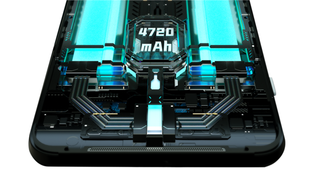 Black Shark 3 デュアルバッテリー