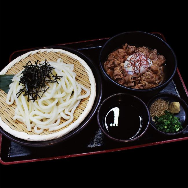 大阪肉つけうどん 980円(税込)