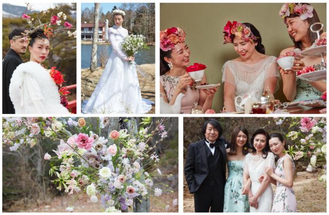 結婚式だけでなく、人生の節目を迎える全ての人へ贈るフルオーダーメイドのフォトプラン