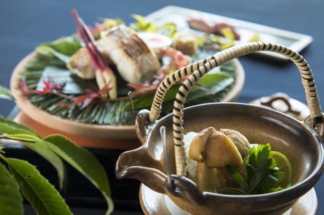 日本料理レストラン一舞庵 秋三昧