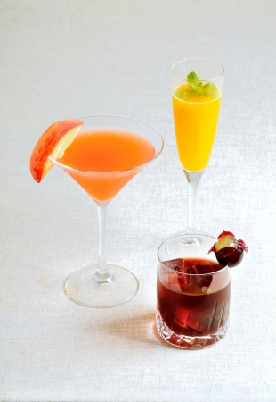 YAMANASHI Monthly Fruits Cocktail イメージ