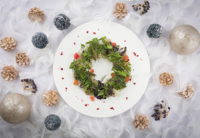 Christmas Special Dinner オードブルイメージ