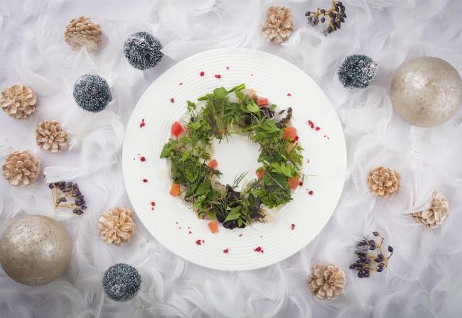 クリスマスディナーイメージ