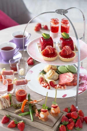 Afternoon Tea Strawberry-Strawberry