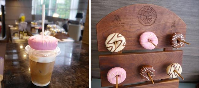 「ドーナツ・デー 」イベントでドーナツ1個をプレゼント(イメージ)