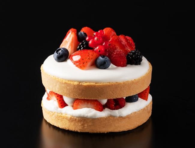 マリオットクリスマス ショートケーキ