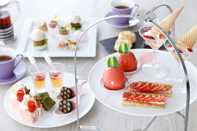 「Strawberry Afternoon Tea」イメージ