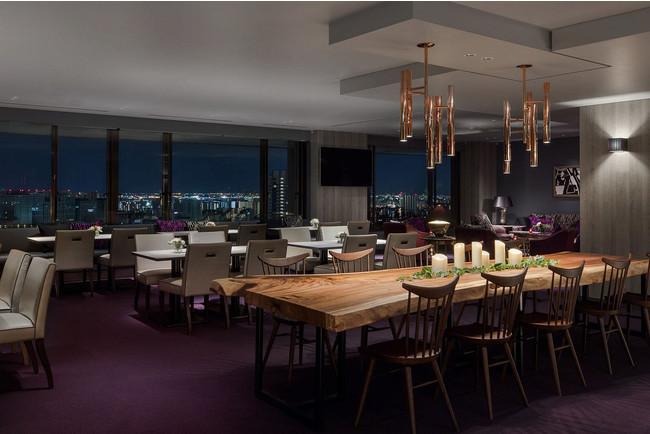 ホテル26階エグゼクティブラウンジ
