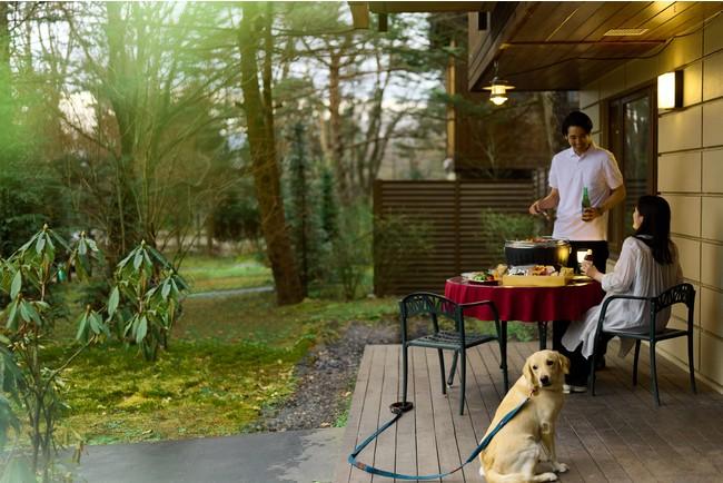 Terrace Dinner Stayイメージ