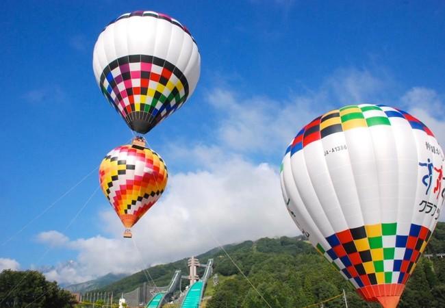 熱気球係留体験 イメージ