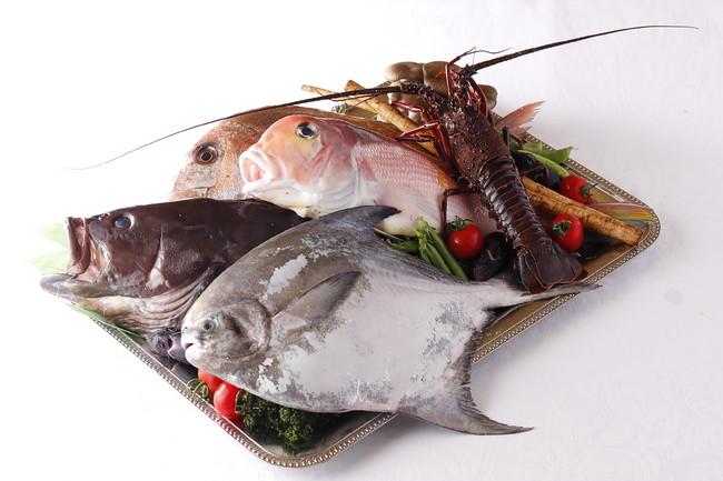 シェフ厳選の旬の魚を目の前で選ぶ楽しみ!銀座本店レストラン「お薦め ...