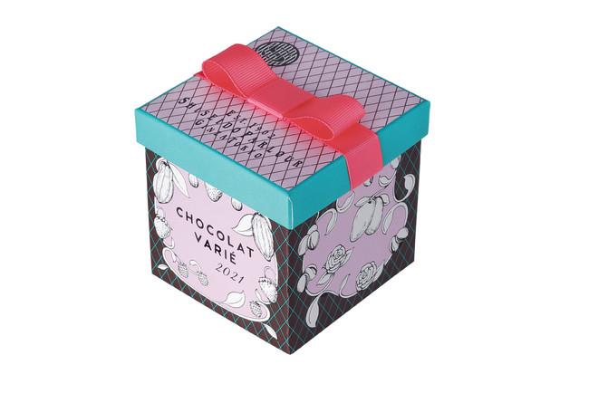 ◆「ショコラバリエ2021」 箱