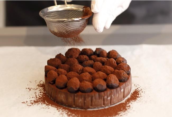 """大人のイタリアンチョコレートテリーヌケーキ""""デリツィア アル チョコラート""""で至福の時間を。"""