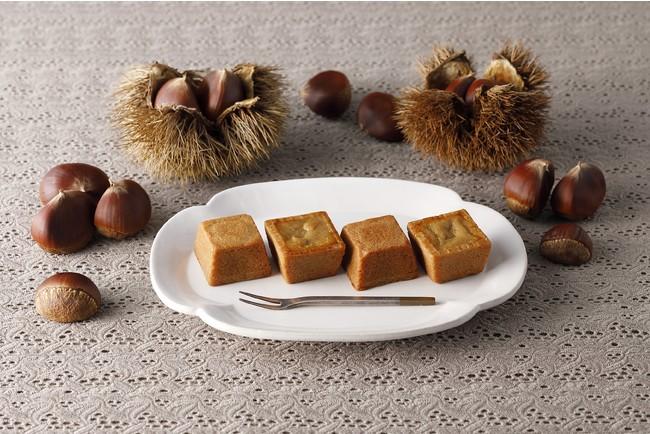 『秋のチーズケーキ(マロン)』イメージ
