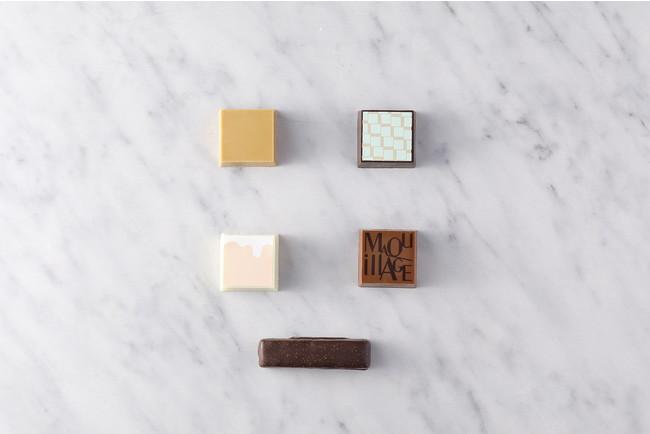 『マキアージュショコラ』チョコレート