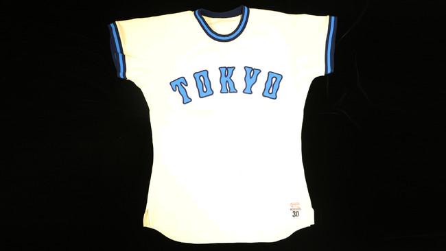 岡田彬監督着用 東京大学野球部 ユニホーム