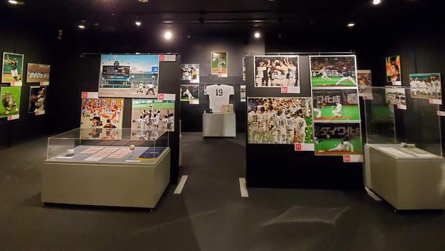 企画展「野球報道写真展 2020」