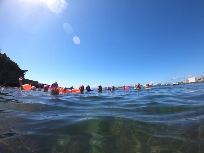 城ヶ島スノーケリング&オーシャンスイム 〜大人の海遊びプロジェクト〜(2021年開催)