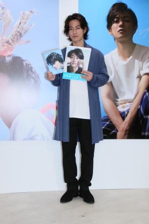 [佐藤健 in 半分、青い。]PHOTO BOOK(東京ニュース通信社刊)