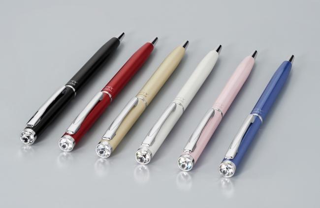 きらめくボールペンに、心ときめく スワロフスキー®・クリスタル