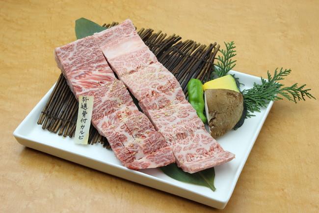 鹿児島牛ならではの上質な味が楽しめる