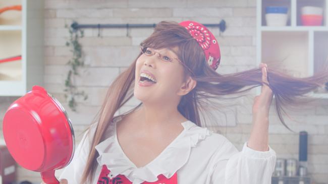 平野レミ 人生初のサラサラロングヘアーに!動画公開 「私じゃない ...
