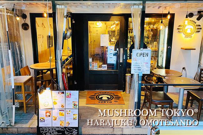 MUSHROOM TOKYO®(マッシュルームトーキョー)原宿本店