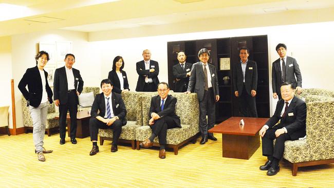 静岡創生アクセラレータ「テイクオフ静岡」コアチーム