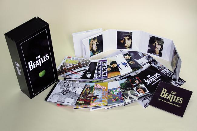 グラミー賞: 『ザ・ビートルズBOX』第53回グラミー「ベスト・ヒストリカル