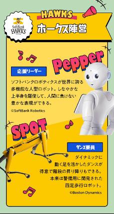 Pepper + SPOT