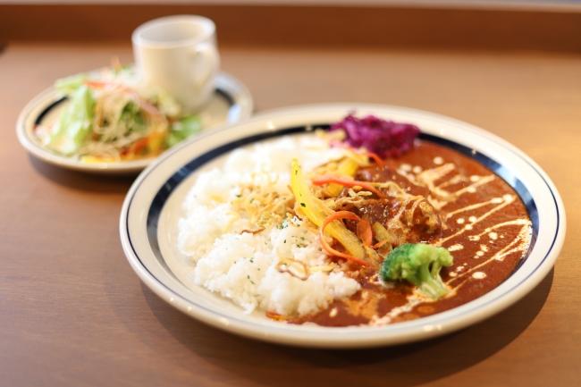 トマトカレー 1000円(税込)