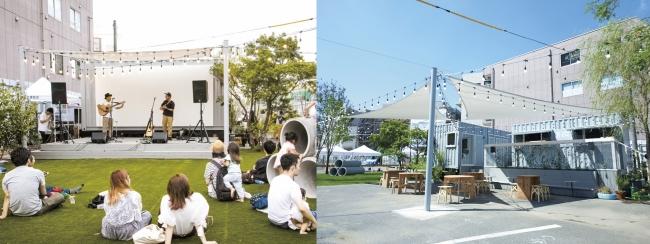 下北沢地区の線路跡地に生まれる新しいエリアで「下北線路街 空き地」を開設