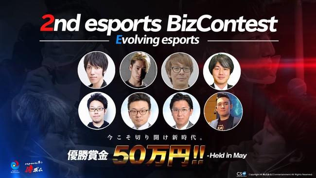 eスポーツ ビジネスコンテスト esports BizContest
