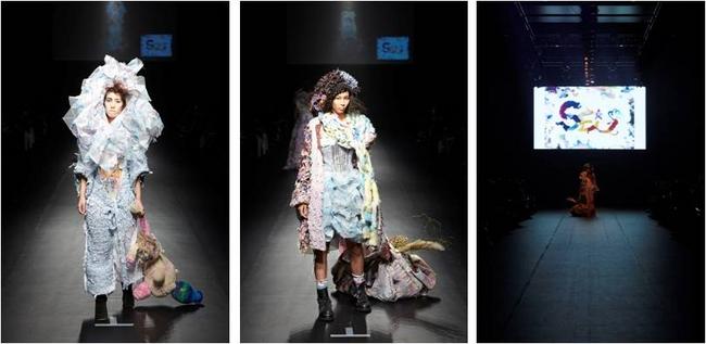 清優海子さんのコレクション ブランド名「SEi」