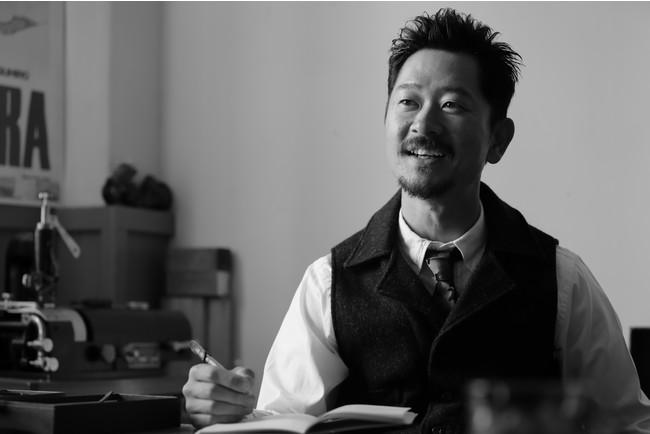 コラムニスト/クリエーティブ・ディレクターの前田将多氏
