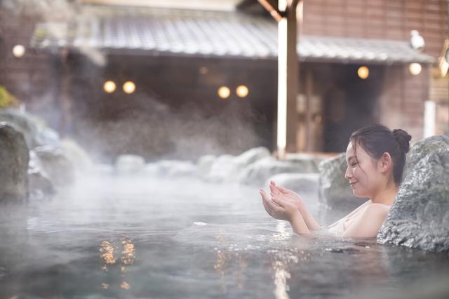 妊婦さんも温泉入浴が楽しめます