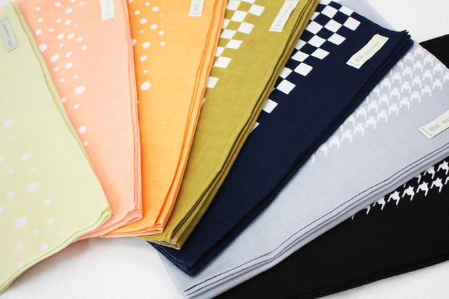生地 手拭い 手ぬぐいのオリジナル名入れ製作を本格的な生地で激安印刷!