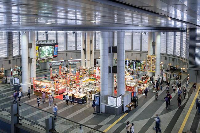 小倉駅JAM 広場