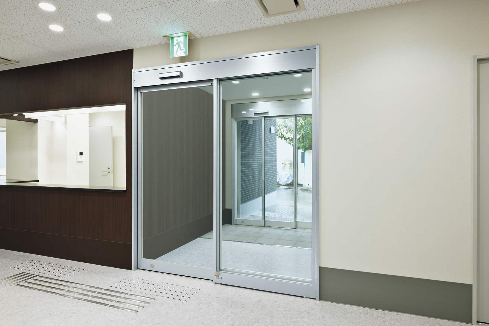 ビル用エントランス商品2点(玄関ドア・自動ドア)が 第8回キッズデザイン賞 を受賞しました。
