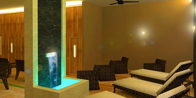 外気浴スペースイメージ