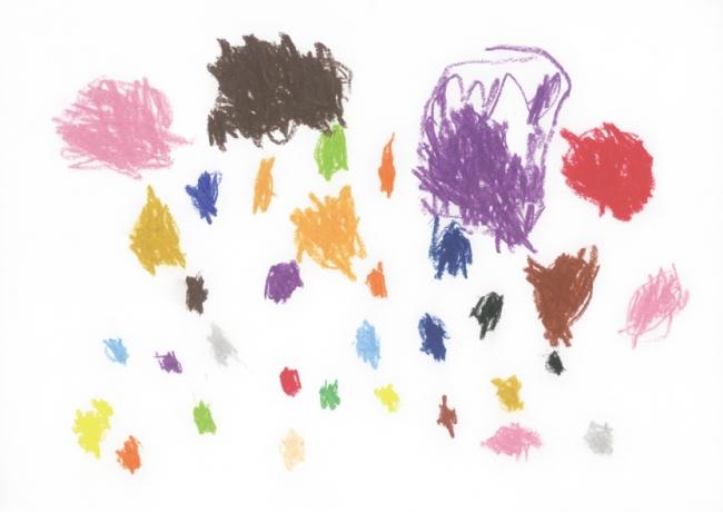 「花火きれいだったよ」、鹿児島県4歳