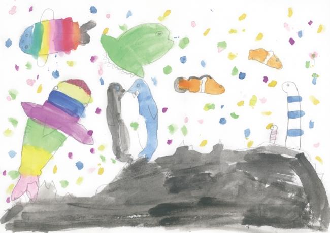 「すいぞくかん」、茨城県11歳